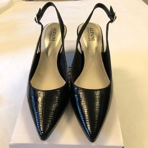 Alfani Step & Flex Kitten Heels in Black size 7